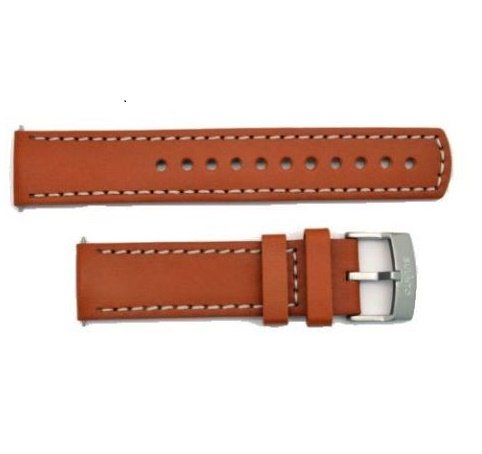 Suunto Elementum Terra Ventus Leather Strap SS014825000 (Brown)