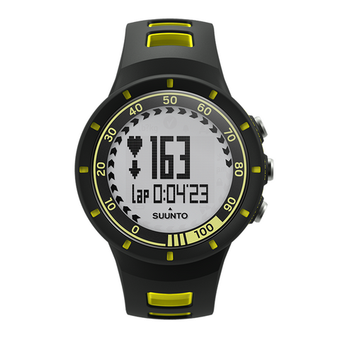 Suunto Quest GPS Pack SS018716000 (Yellow)