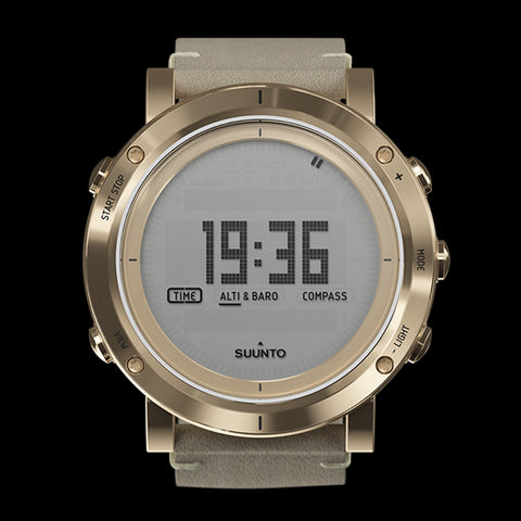 Suunto Essential Collection Outdoor Watch SS021214000 (Gold)
