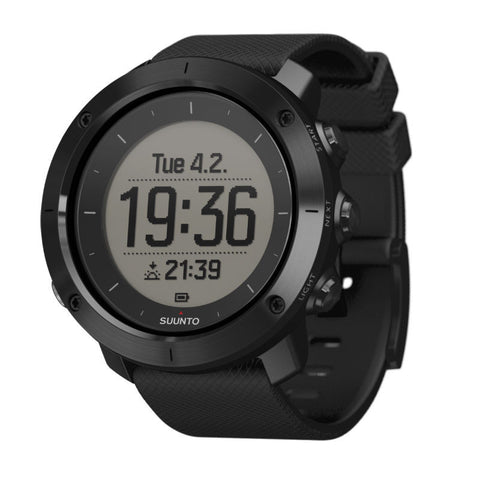 Suunto Traverse GPS Watch SS022291000 (Black)
