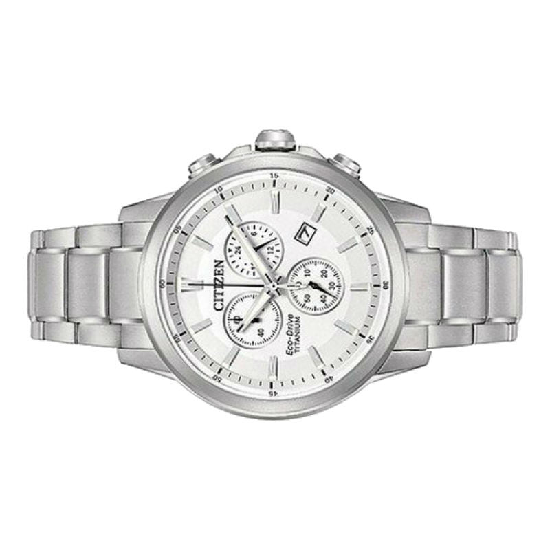 Citizen Eco-Drive AT2340-81A Titanium Bracelet Special Edition (New with Tags)
