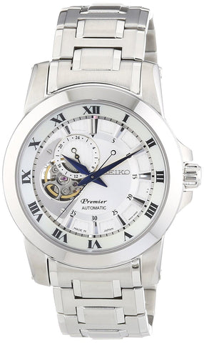 Seiko Premier Automatic SSA213 Watch (New With Tags)