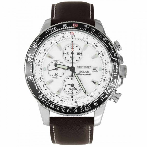 Seiko Flightmaster SSC013 Watch (New with Tags)