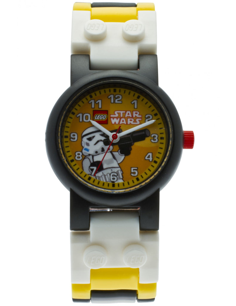 Lego Star Wars Storm Trooper 8020325 Watch (New with Tags)