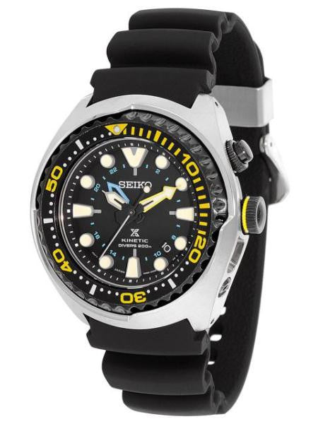 Seiko Prospex Kinetic Divers SUN021 Watch (New with Tags)