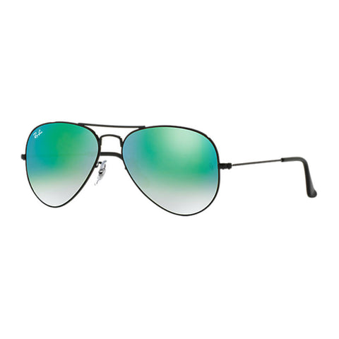 Ray-Ban RB3025 Aviator Flash 002/4J (Size 58) Sunglasses