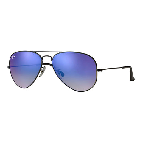Ray-Ban RB3025 Aviator Flash 002/4O (Size 58) Sunglasses