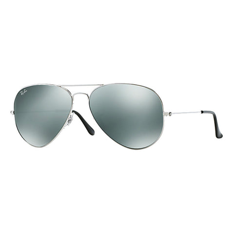 Ray-Ban RB3025 Aviator Mirror 003/40 (Size 62) Sunglasses