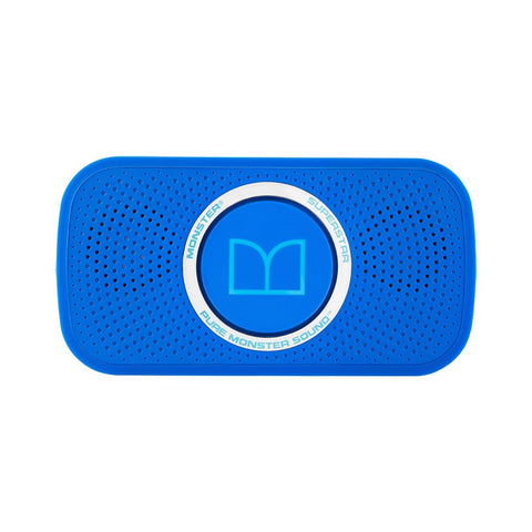 SuperStar High Definition Bluetooth Speaker 720093 (Neon Blue)