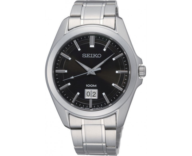 Seiko Quartz SUR009 Watch (New with Tags)
