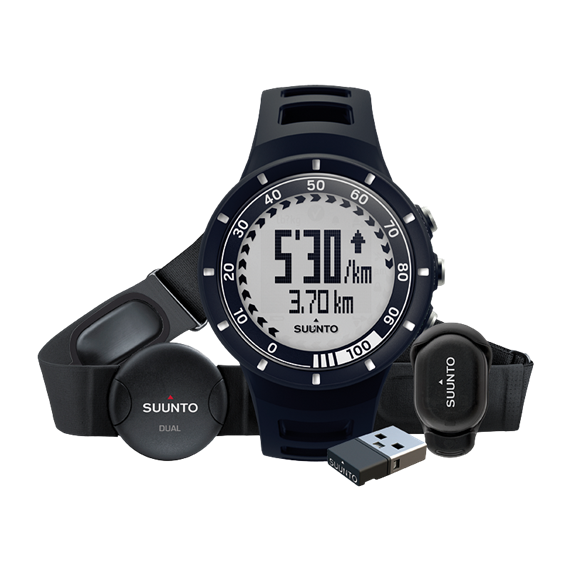 Suunto Quest Running Pack SS018156000 (Black)