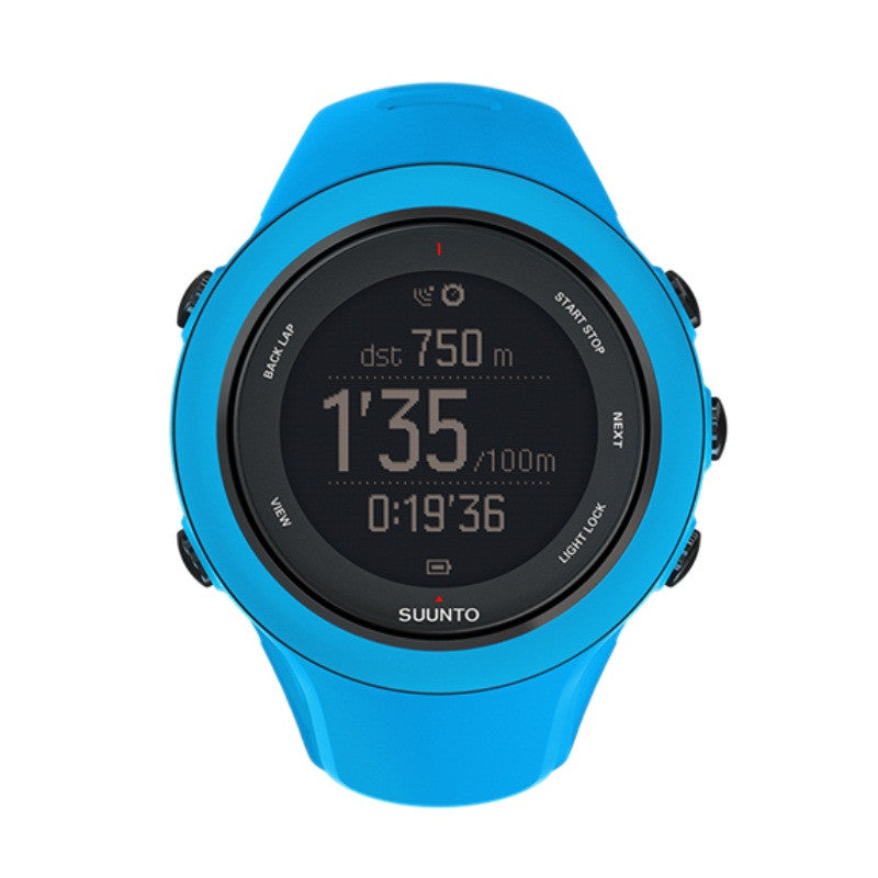 Suunto Ambit3 SS020679000 GPS Sports Watch Blue (HR)