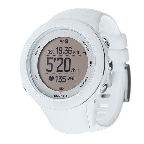 Suunto Ambit3 SS020683000 GPS Sports Watch White