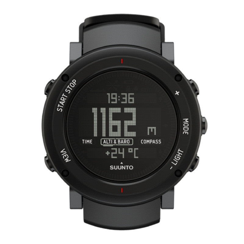 Suunto Core SS018734000 Sports Watch Alu Deep Black