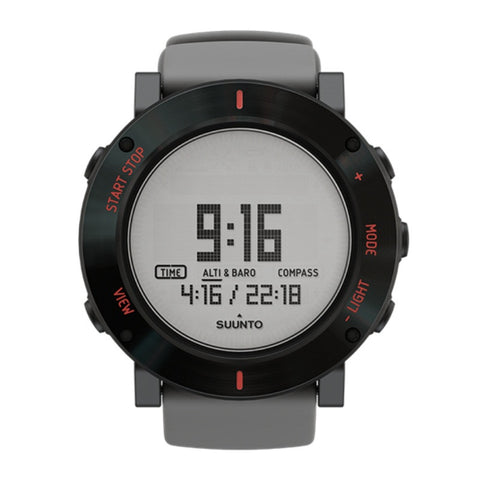 Suunto Core SS020691000 Sports Watch Gray Crush