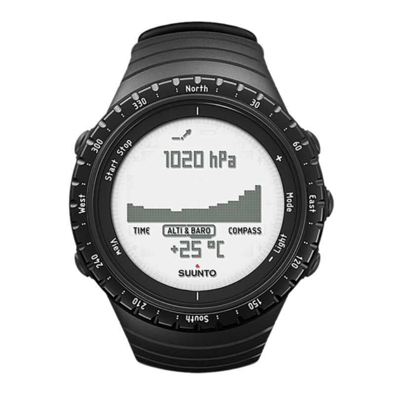 Suunto Core SS014809000 Sports Watch Regular Black
