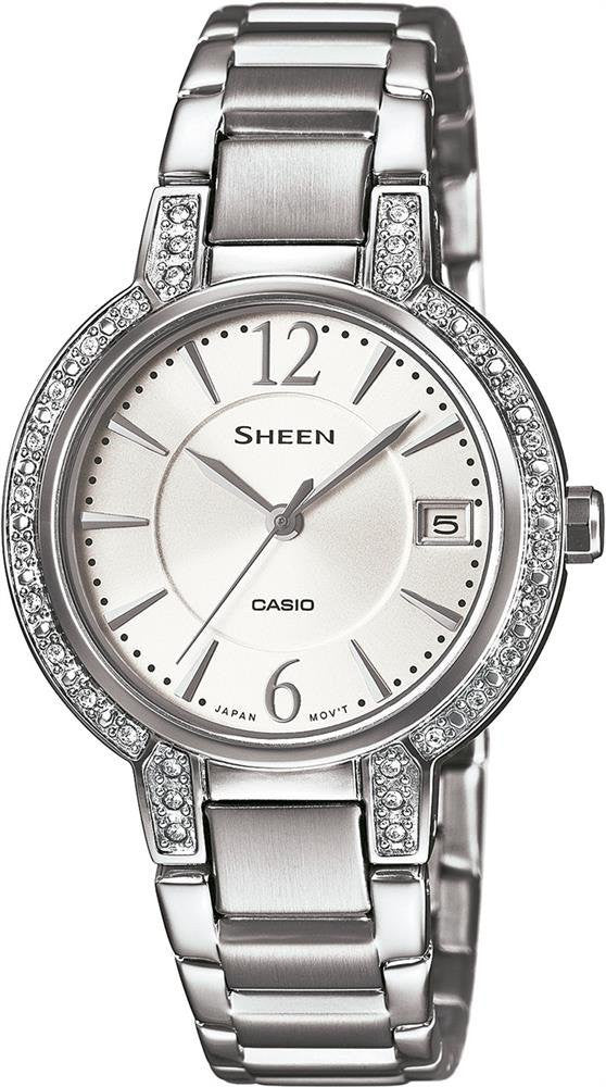 Casio Sheen She-4805d-7a Watch (New with Tags)