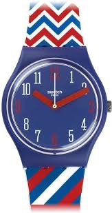 Swatch Grande Voile GN240 Watch (New with Tags)