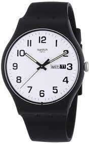 Swatch Twice Again SUOB705 Watch (New with Tags)
