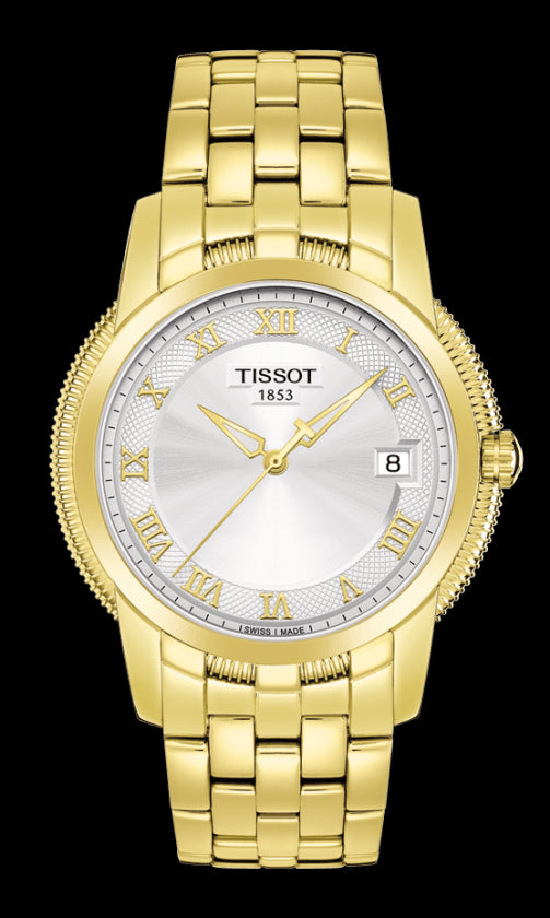 Tissot T-Classic Ballade III T0314103303300 Watch (New with Tags)