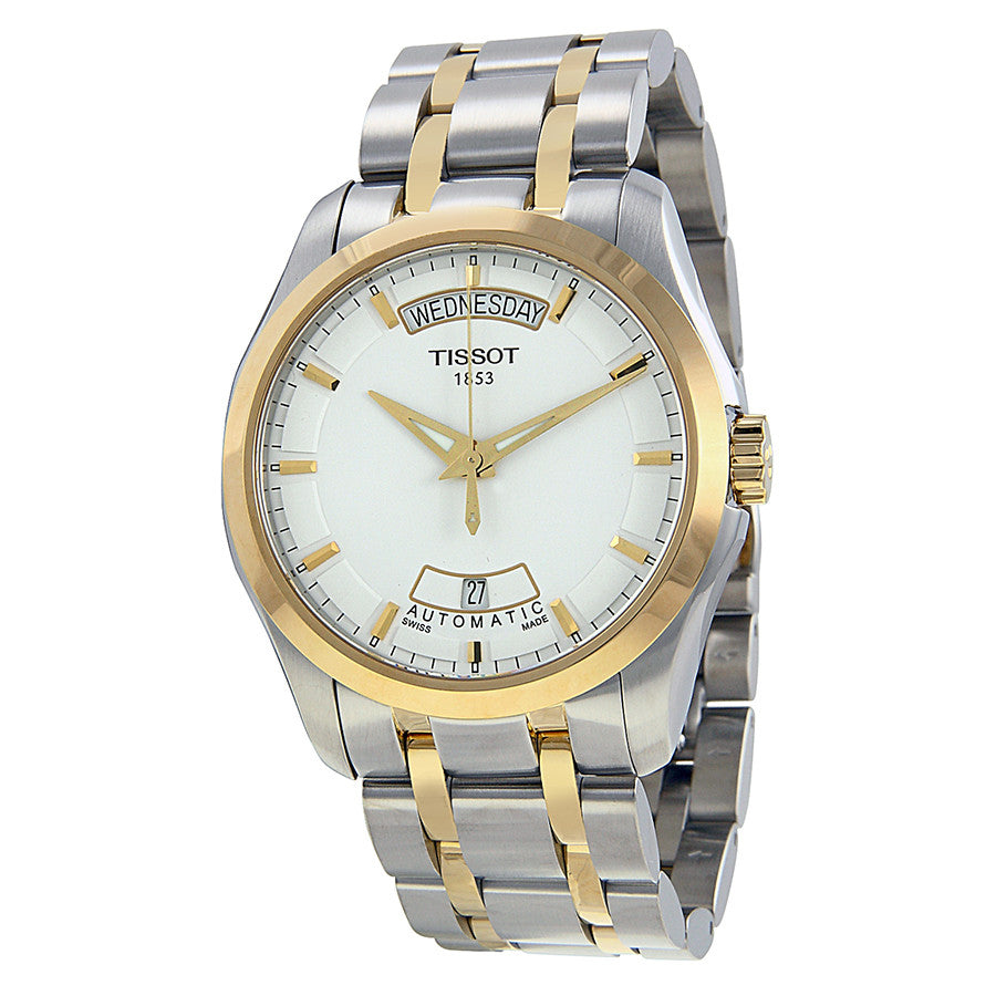 Tissot T-Classic Couturier T0354072201100 Watch (New with Tags)