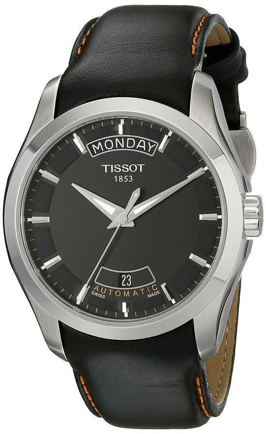 Tissot T-Trend Couturier T0354071605101 Watch (New with Tags)