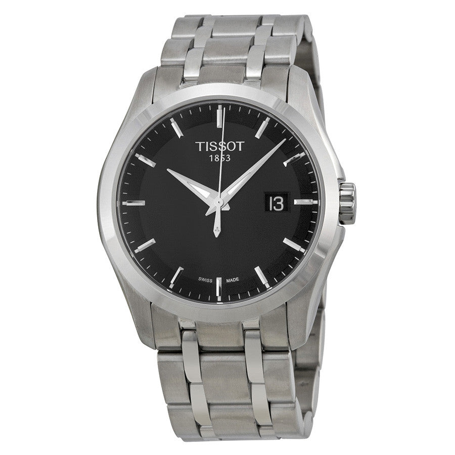 Tissot T-Trend Couturier T0354101105100 Watch (New with Tags)