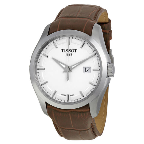 Tissot T-Trend Couturier T0354101603100 Watch (New with Tags)