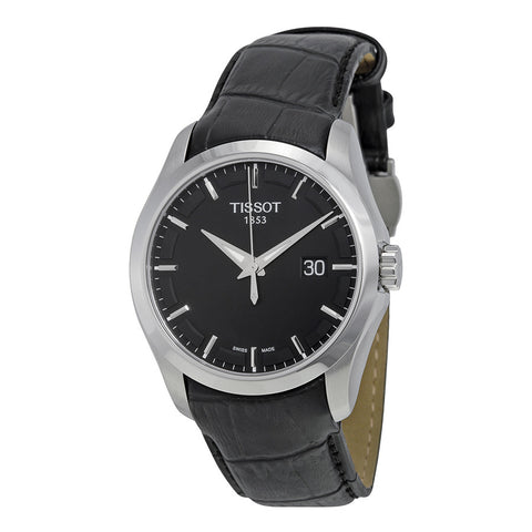 Tissot T-Trend Couturier T0354101605100 Watch (New with Tags)