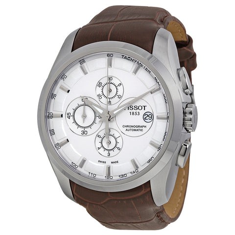 Tissot T-Trend Couturier T0356271603100 Watch (New with Tags)