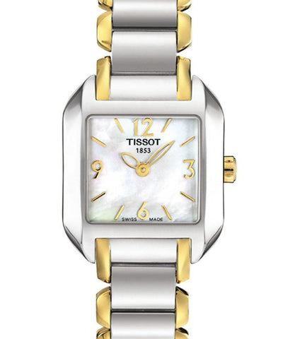 Tissot T-Wave T02228582 Watch (New with Tags)