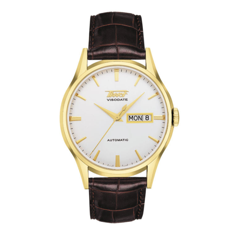 Tissot Heritage Visodate T0194303603101 Watch (New with Tags)