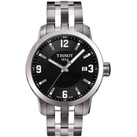 Tissot PRC 200 Quartz T0554101105700 Watch (New with Tags)