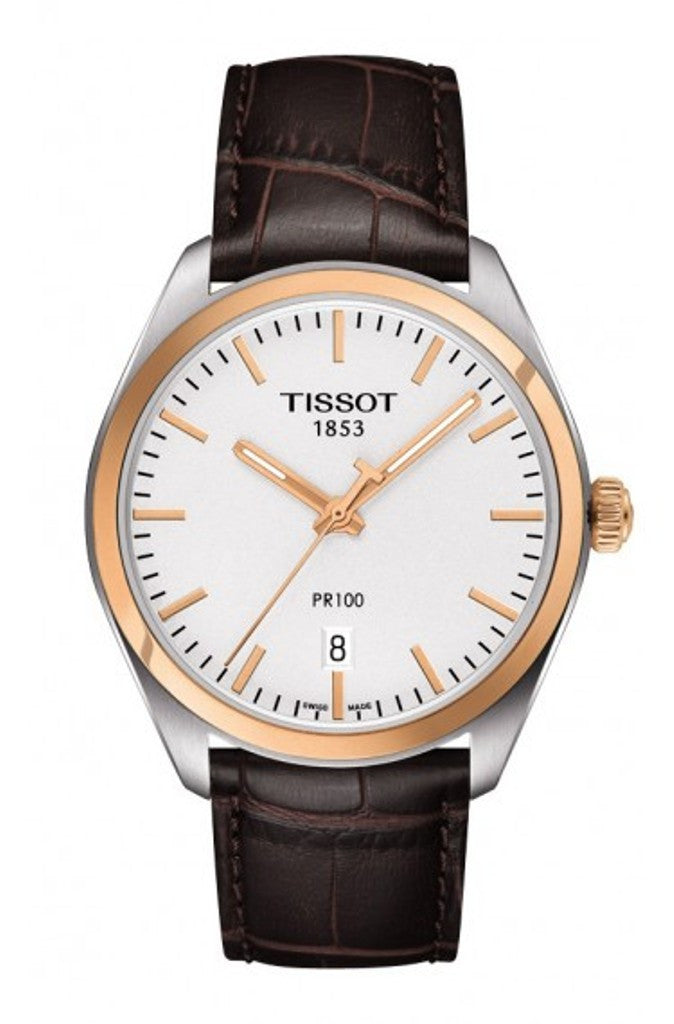 Tissot PR 100 T1014102603100 Watch (New with Tags)