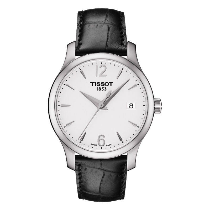 Tissot Tradition Lady T0632101603700 Watch (New with Tags)