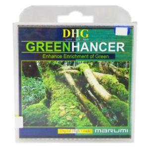 Marumi 52mm DHG Greenhancer Filter Economi-Type