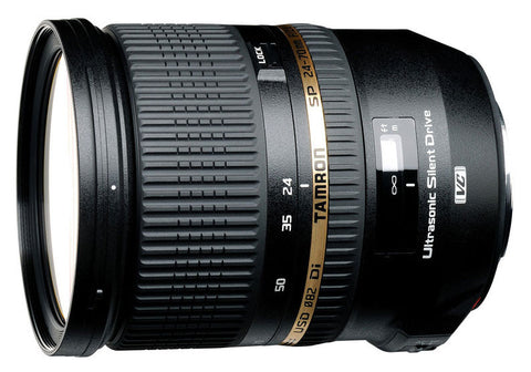 Tamron SP 24-70mm f/2.8 Di VC USD (Canon) Telephoto Lens