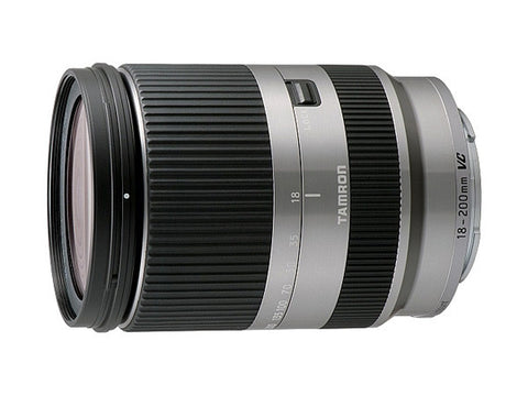 Tamron 18-200mm F3.5-6.3 DI III VC B011 for Sony E-Mount Silver Lens