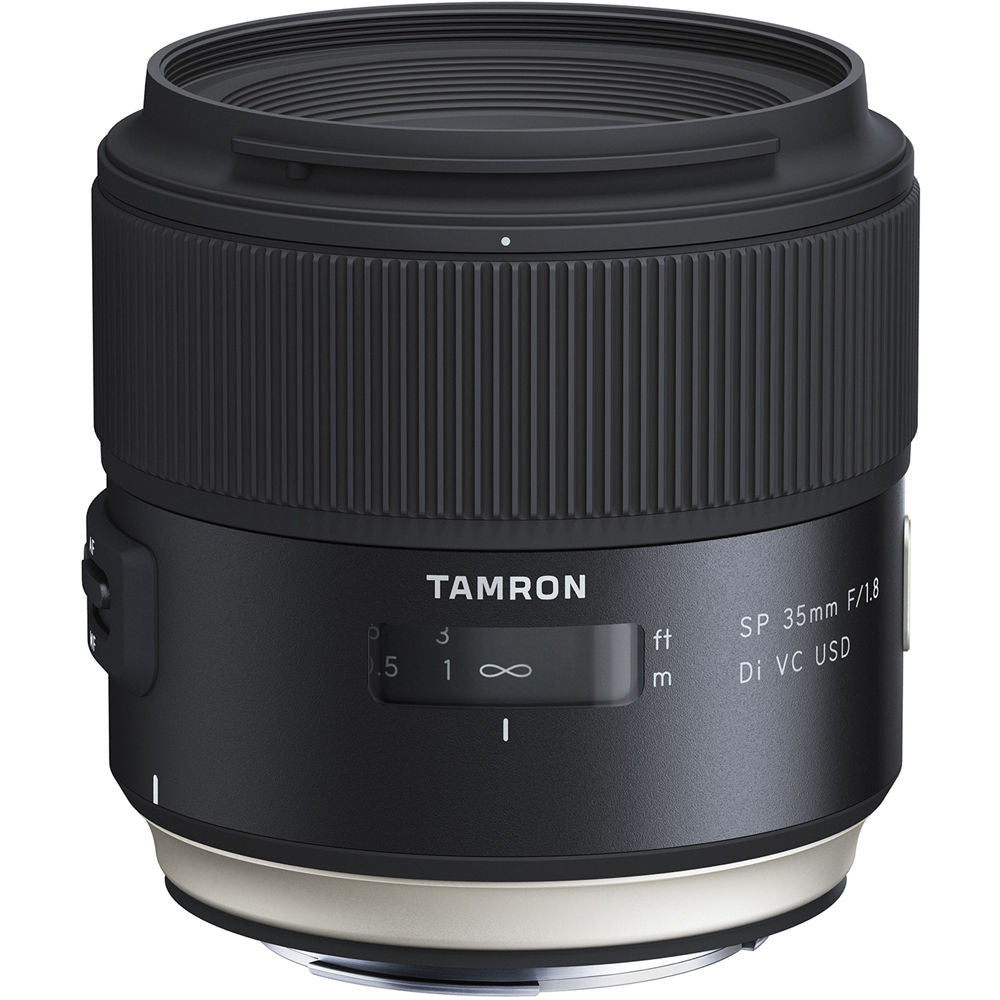 Tamron SP 35mm f/1.8 Di VC USD (Canon) Lens