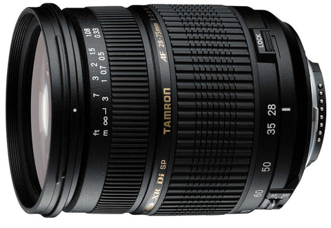 Tamron AF 28-75mm F/2.8 XR Di LD IF MACRO (Canon) Lens