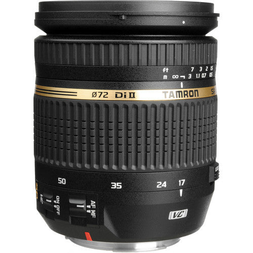 Tamron SP AF 17-50mm f2.8 XR Di-II VC LD Aspherical (IF) Lens (Canon)
