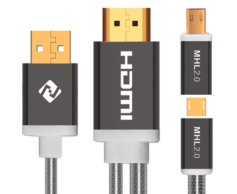 MHL 11pin to HDMI Cable
