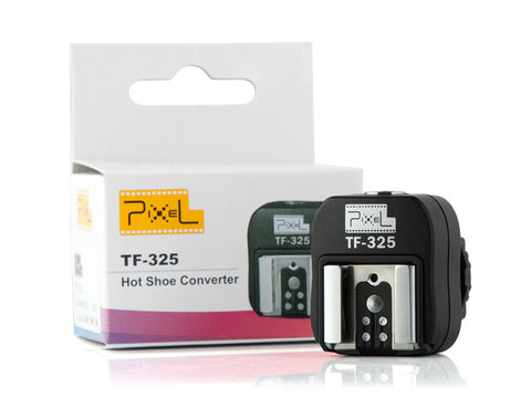 Pixel TF-325 Hot Shoe Converter for Sony Convert to Canon/Nikon