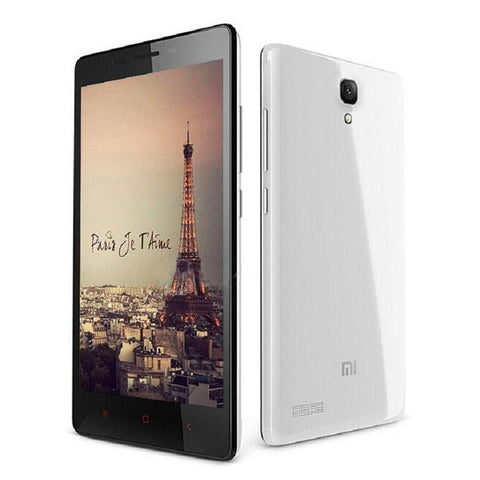 Xiaomi Redmi Note 2 CM Dual 4G LTE 16GB White Unlocked (CN Version)