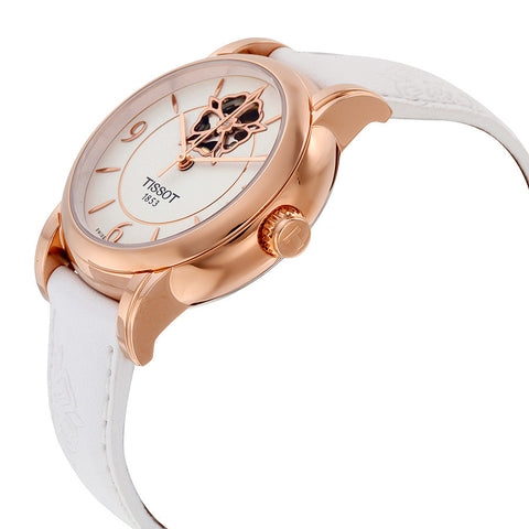 Tissot Lady Heart Powermatic 80 T0502073701704 Watch (New with Tags)