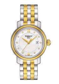 Tissot Bridgeport T0970102211600 Watch (New with Tags)