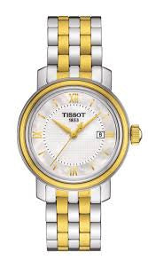 Tissot Bridgeport T0970102211800 Watch (New with Tags)