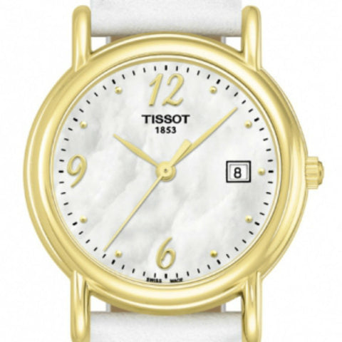Tissot Carson Quartz T71312974 Watch (New with Tags)