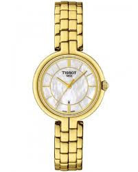 Tissot Flamingo T0942103311100 Watch (New with Tags)