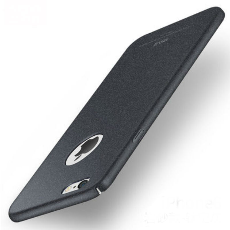 Hard Shell Matte Case 4.7 inch for iPhone 6/6s (Titanium Gray Rock Sand)